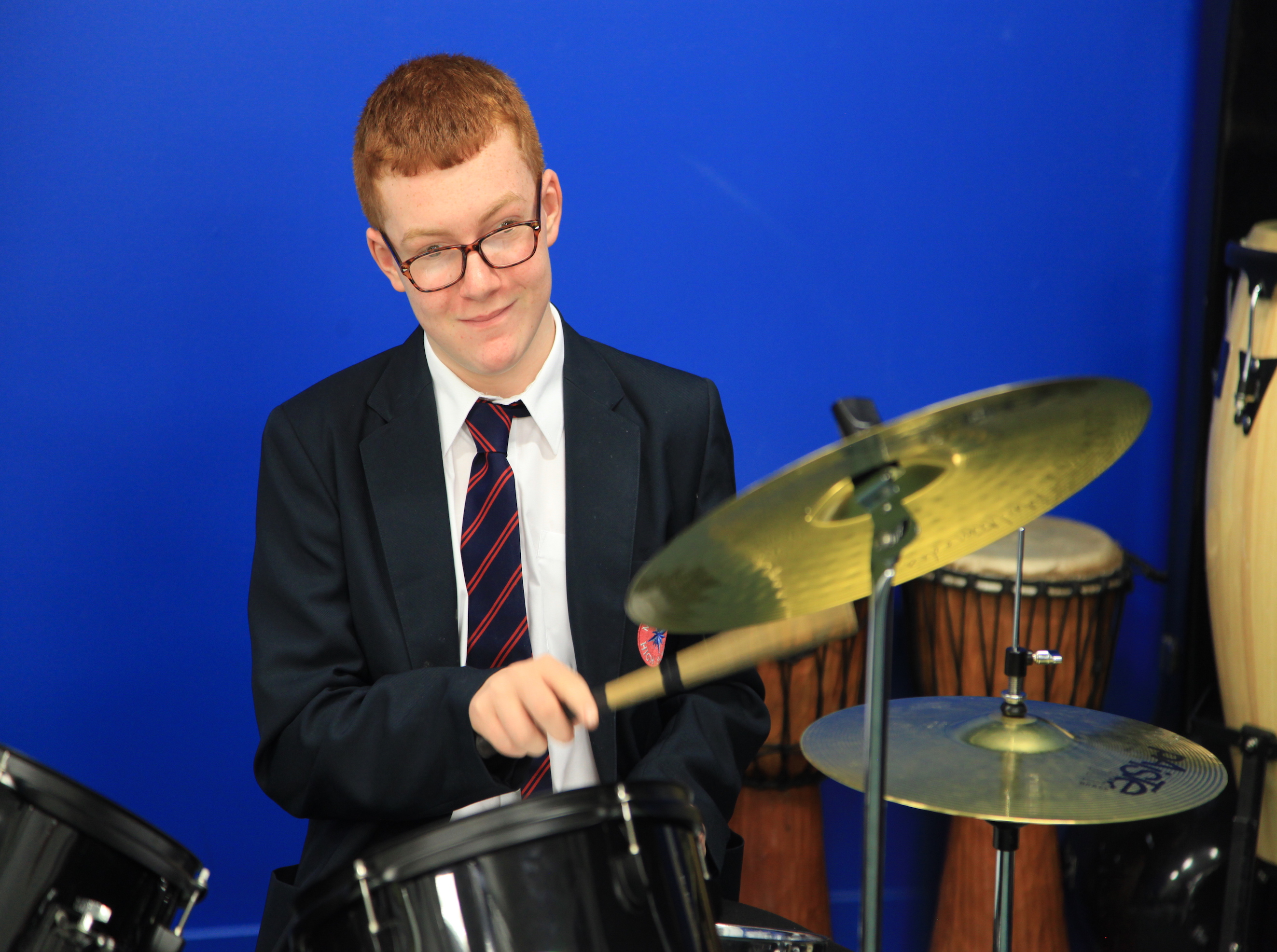 Declan Drums