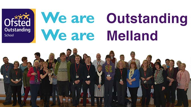 Ofsted celebrate