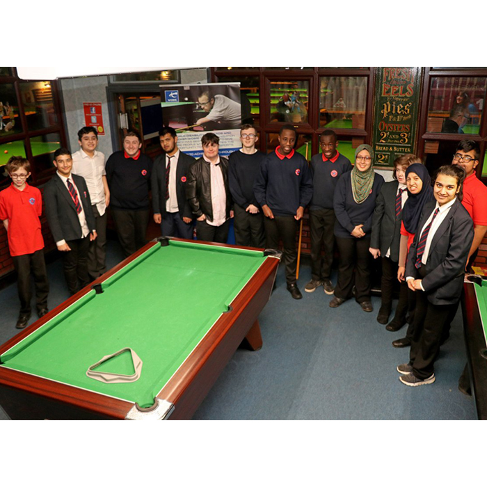 SNOOKER featured
